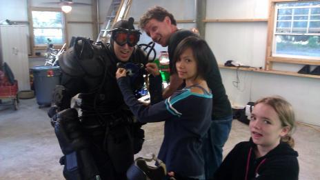 Scott Yuken  as Robo-Zombie